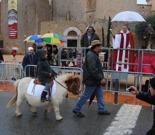 Sant Antoni passat per aigua