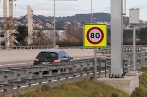 El radar de l'autovia al seu pas per Castell d'Aro caça 21.000 conductors en 5 mesos