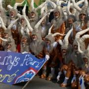 Relació de colles preinscrites que opten a participar a la rua de Carnaval de SFG
