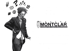 Espectacle de mim-clown al Montclar