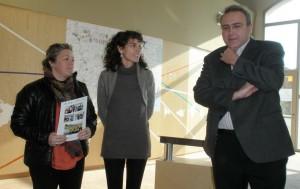 Presentació de la Trailwalker als mitjans i reunió d'Intermón amb associacions de SFG