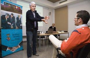 Donaire serà el cinquè professor guardonat per la qualitat docent a la UdG