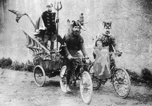Carnavals amb història