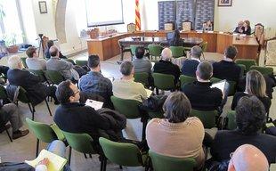 Nou pobles gironins fan front comú per l'estalvi energètic