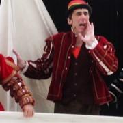 Proper espectacle de Xarxa al teatre i Homenatge als restaurants del Peix Blau Ganxó