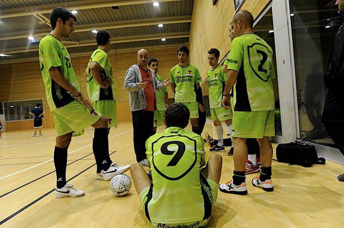 PREFERENT CATALANA Victòria amb bon joc CFS SANT FELIU, 5 – FS LLAGOSTERA, 2