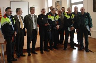 L´any 2011 es van fer fora del municipi cinc persones en situació il·legal