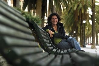 L´escriptora i periodista Sílvia Soler, dissabte a la Casa Irla