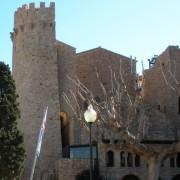 Més de 1.600 visitants a les torres del monestir