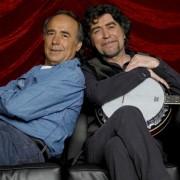Serrat i Sabina actuaran el 7 d'agost a Sant Feliu presentant La orquesta del Titanic
