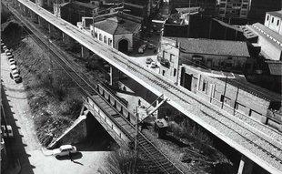 Una nova era: el viaducte i la fi dels trens petits