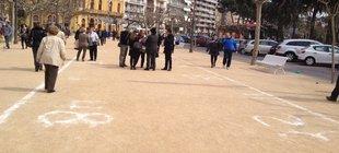 Els marxants de Sant Feliu amenacen amb tornar a fer vaga diumenge vinent