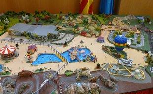 Volen instal·lar un parc de Jules Verne a Santa Cristina
