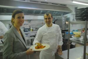 L'Alèxia i en Raül inicien i impulsen la nova etapa del Restaurant Club Nàutic de SFG