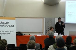La darrera xerrada de la Càtedra Martí Casals sobre els medicaments