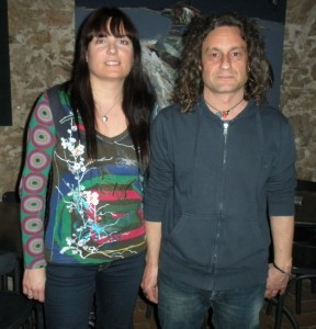 L'Alícia i en Nacho, Back on Time, presenten el seu disc dissabte a la Casa Irla