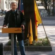 Casa Irla concert traslladat // ERC- JERC; St.Jordi, República i Congrés