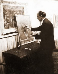 19è aniversari de la mort del pintor guixolenc Josep Albertí