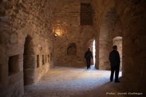 Divendres visita teatalitzada al Monestir amb Jofre de Foixà