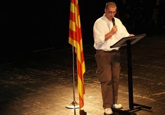 Josep Albertí, escollit membre del secretariat nacional de l´ANC