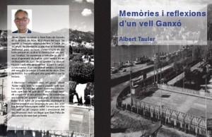 Albert Tauler presenta un llibre de memòries