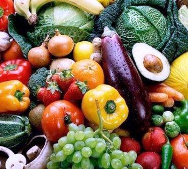 Perquè els colors de les verdures?