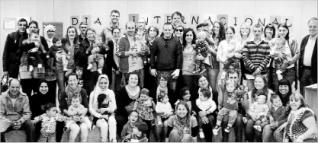 Platja d´Aro Benvinguda institucional als nadons nascuts el 2011