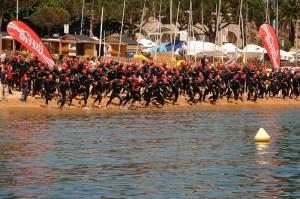 El Xaloc celebra dissabte el Triatló de Sant Feliu