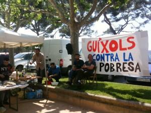 Guíxols Contra la Pobresa crítica amb La Marató