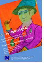 300 estudiants recreen les obres que aniran al Thyssen