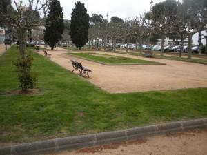 Nou espai per a actes lúdics als Jardins Juli Garreta de SFG