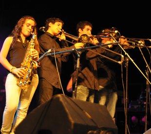 Paràsits, guanyadors del Destaca't 2012
