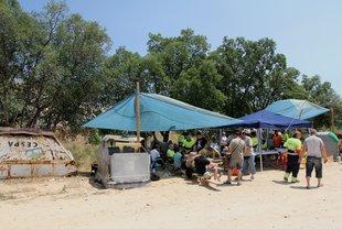 Els serveis de neteja inicien vaga indefinida a Sant Feliu