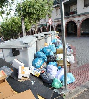 Desconvoquen la vaga de neteja de Sant Feliu