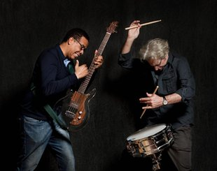 Copeland i Clarke, una gran màquina de ritme, a Sant Feliu
