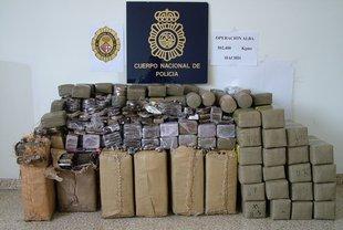 Cau una xarxa de tràfic de drogues a la Costa Brava