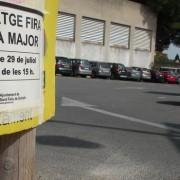 Les atraccions del port es mouen a l'aparcament del tennis