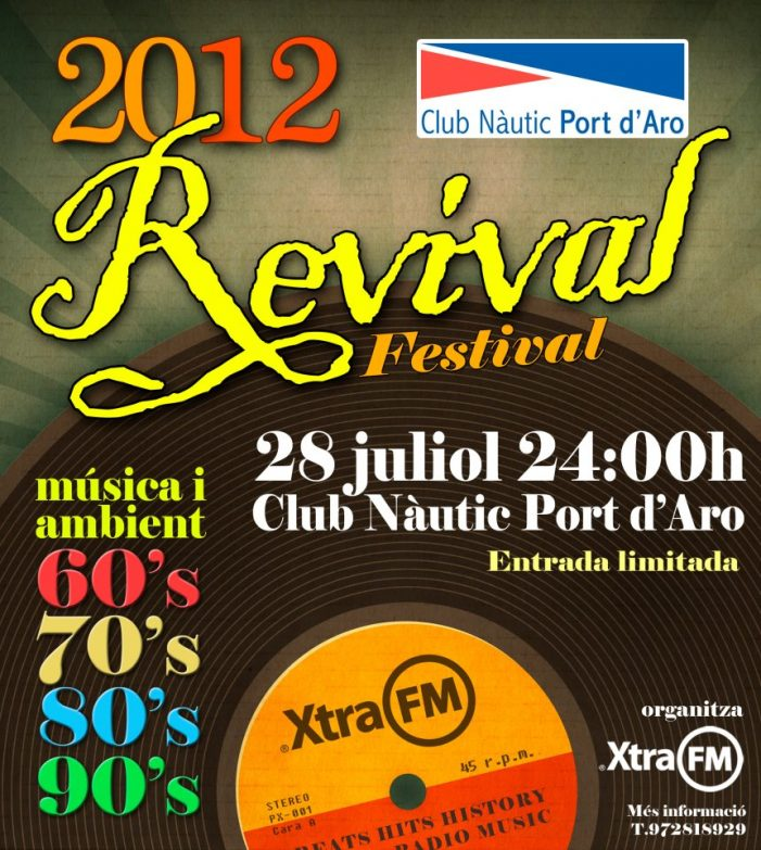Festival Revival 2012