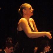 Trobada de Castanyoles amb Teresa Laiz al Teatre