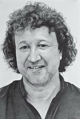 Carles Piqueras retrata 21 guixolencs a 'Serrans i jurioles'