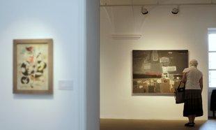 Vint mil visites a la mostra Thyssen