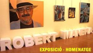 Comença l'exposició homenatge a Robert Manera a SFG