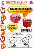 Taller de còmic a la Biblioteca