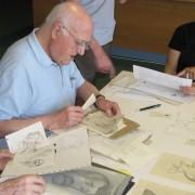 Col·laboradors de luxe a l'Arxiu Municipal