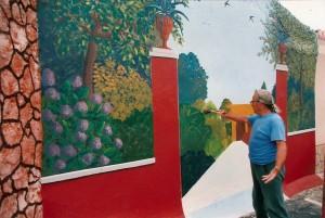 Mor a l'edat de 85 anys el pintor ganxó-begurenc Pere Manera