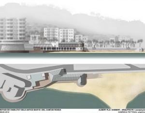 Nou projecte de viabilitat de l'edifici de Can Rius