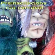 Preinscripcions per a la Rua del Carnaval 2013
