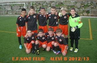 Resultats i propers partits de l´Escola de Futbol Sant Feliu