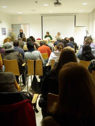 La Plataforma d'Afectats per la Hipoteca arriba a Sant Feliu