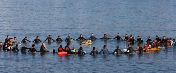 Mor un surfista a la platja de Sant Pol